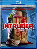 Intruder combo Blu-Ray and DVD edition