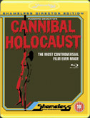 Cannibal Holocaust Director's Cut on Blu-Ray