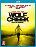 Wolf Creek on Blu-Ray