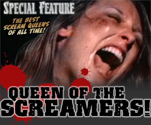 Special feature: the sexiest scream queens of all time